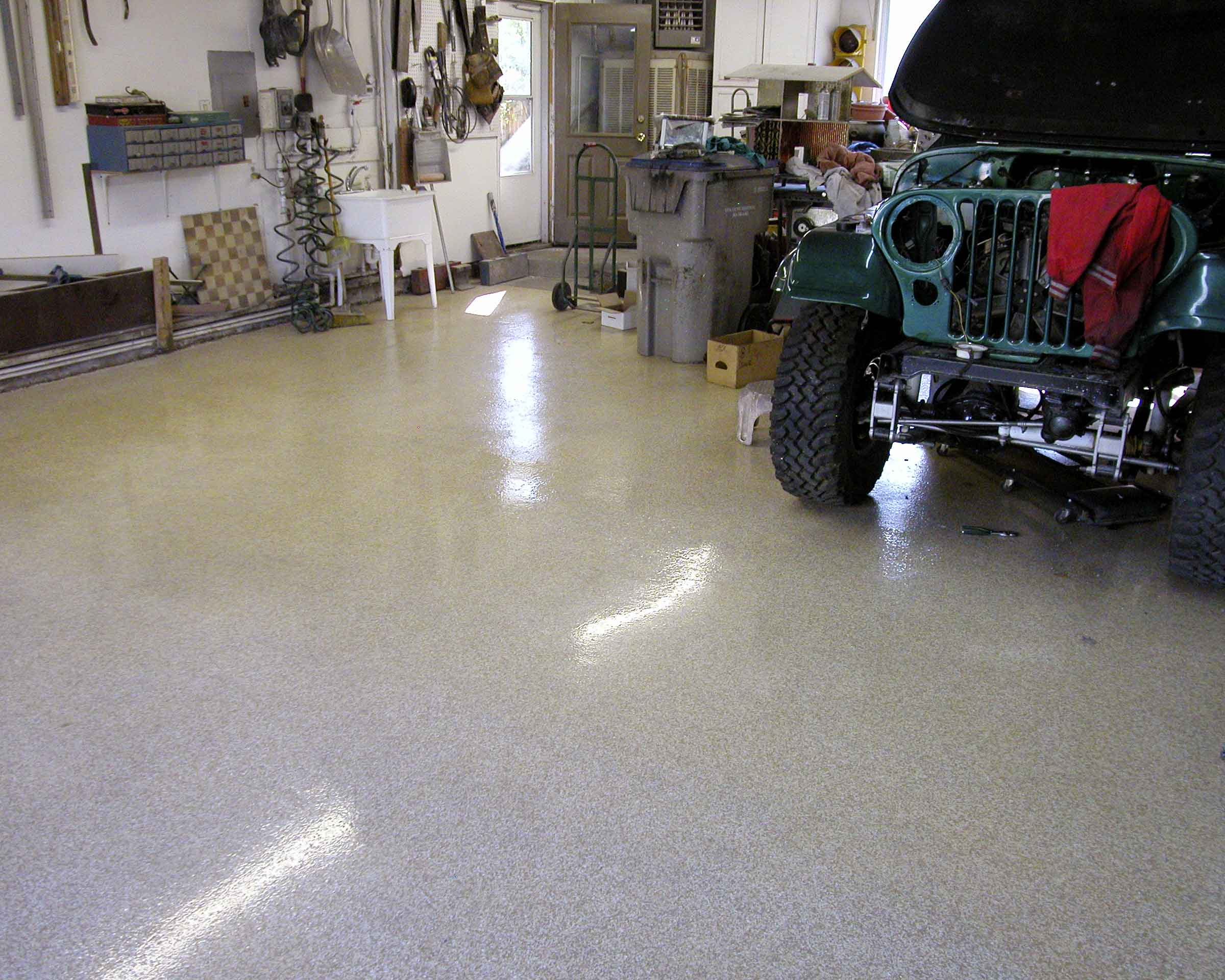 Epoxy floor coating resin flooring - Things to consider before installing epoxy flooring ...